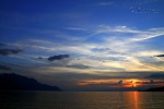 Lake Geneva fromMontreux